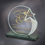 Sculpted Star Patriotic Awards